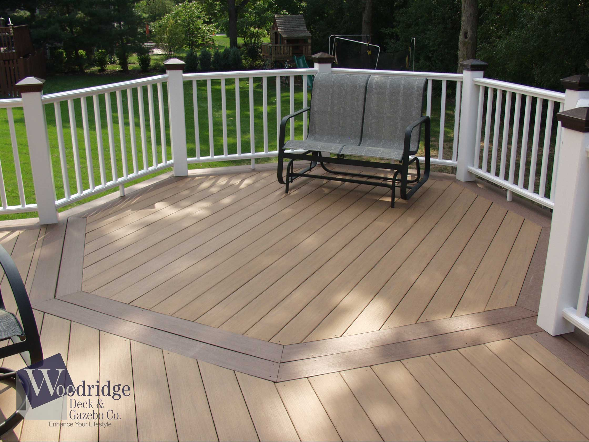 TT-02 PVC Deck Woodridge Deck & Gazebo Co.