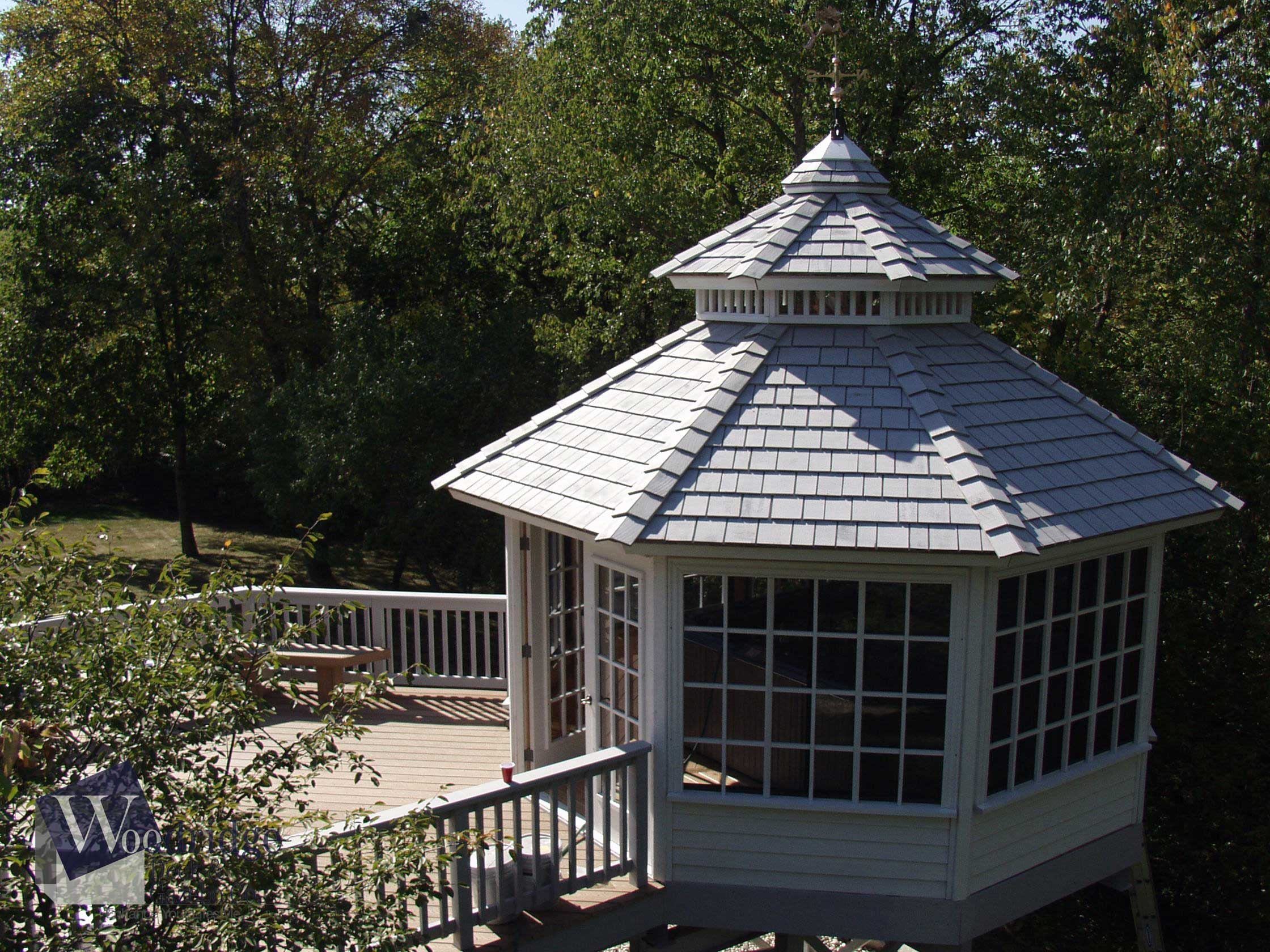 Woodridge Deck and Gazebo Gazebo