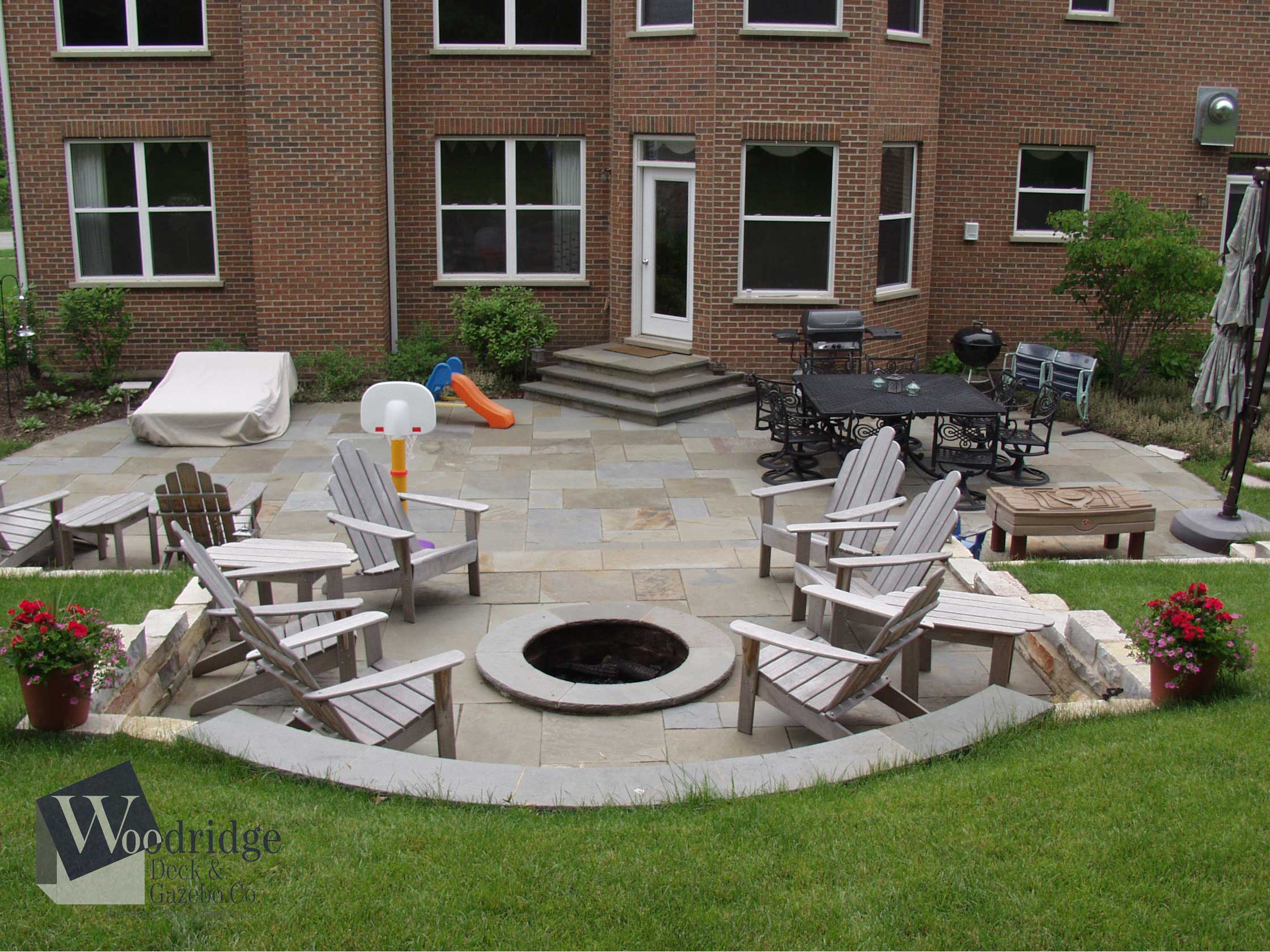 ZZ-10 Fullrange Bluestone Patio