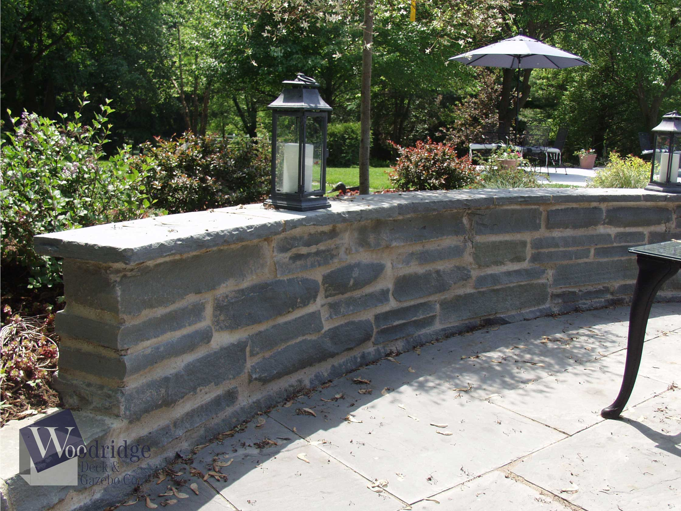 ZZ-14 Blue Select Bluestone Patio