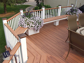Decks by Woodridge