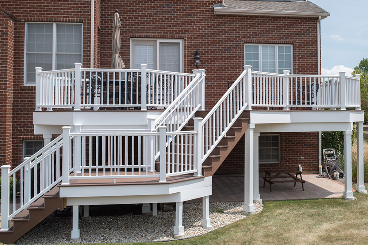 WDG Custom Built Deck