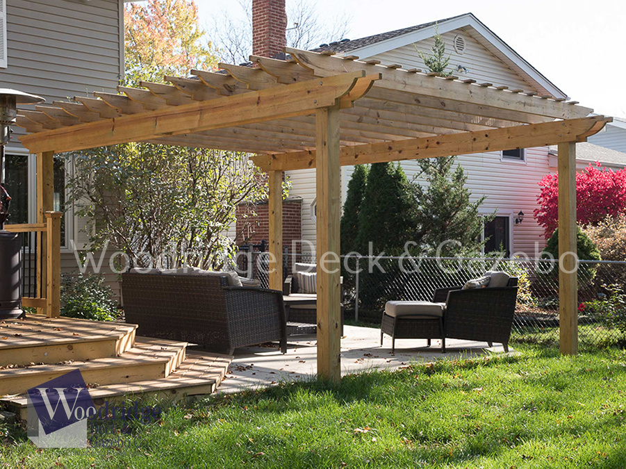 Woodridge Deck and Gazebo Inverness