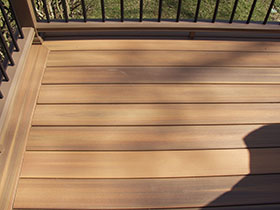 Decking Materials We Use