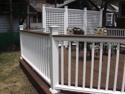 Enhance Your Deck with a Drink Rail